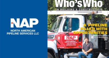 The Who's Who in Building & Construction | North American Pipeline Services NJ Sewer Repair and Replacement Services (732) 625-9300