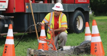 Pipe & Manhole Testing Services | North American Pipeline Services NJ Sewer Repair and Replacement Services (732) 625-9300